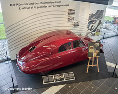 "Tatra T97 Car (1938), ""Hans Erni & Paul Jaray - The artist and the streamline pioneer"" Exhibition, Hans Erni Museum, Lucerne, Switzerland (jag9889) Tags: 1938 2019 20190417 art artwork artist auto automobile ch cantonlucerne cantonoflucerne car centralswitzerland erni europe exhibit exhibition hanserni helvetia indoor innerschweiz kantonluzern lu lozärn lucerne luzern museum painter painting plakat poster schweiz stadtluzern suisse suiza suizra svizzera swiss swissmuseumoftransport switzerland tatra text transport transportation transportationhouseofswitzerland vehicle verkehrshaus verkehrshausderschweiz zentralschweiz jag9889"