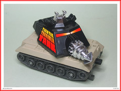 Tomy - Turn the Terrible Tank  02 (StarRunn) Tags: tomy turntheterribletank sf sciencefiction toy game 1970s