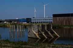 Waterliniepad Houten & Nieuwegein (Maarten Kerkhof) Tags: fujifilmxe2 kazematten lekkanaal nieuwehollandsewaterlinie w duikerhoofd objettrouvé xe2