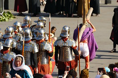 Passion Of Jesus play in Trafalgar Square on Good Friday - 115 (D.Ski) Tags: jesus passionofjesus play trafalgarsquare openair nikon nikond700 200500mm london england wintershall goodfriday easter