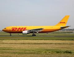 DHL                                        Airbus A300                               D-AEAS (Flame1958) Tags: dhl europeanairtransport dhla300 eata300 airbus airbusfreighter a300 a300f 300 300f dub eidw dublinairport 210419 0419 2019 8865