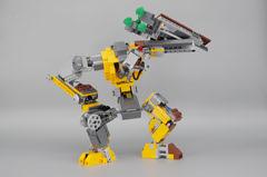 Dog_OSM_LEGO_21303_14 (oeuf_en_gelee) Tags: lego moc osm alternate robot halflife dog videogame valve