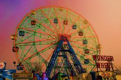 Wonder Wheel (nyperson) Tags: denos coneyisland ferriswheel amusementpark newyork