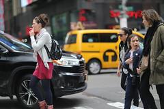 5th Avenue Easter Parade (kevinrubin) Tags: newyorkcity smoking stockings street streetphotography nyc newyork unitedstatesofamerica