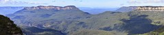 Blue Mountains Panoramic (Smiley Man with a Hat) Tags: bluemountains easter 2019 landscape nsw australia australien bergen mountains oster dielandschaft hdr panoramic