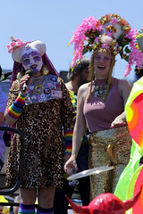 Bonnet Contest (bgreensf) Tags: sanfrancisco dolorespark sistersofperpetualindugence