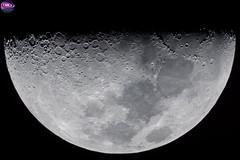 """Crescent moon in the skies of """"Cajón del Maipo"""" / Luna creciente en los cielos del Cajón del Maipo (AstronomíaNovaAustral) Tags: moon luna cráter craters astronomy astrofotografia solarsystem landscpe cajondelmaipo sonyphoto sonya77 space sky astronomianovaaustral astrofotografía astrophotography astrophoto nightsky chileansky chile universe longexpo longexposure sonyalpha espacio celestron"""