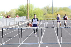 IMG_6344 (Az Skies Photography) Tags: southern arizona championship april 20 2019 april202019 southernarizonachampionship track meet field trackmeet trackfield trackandfield run runner runners running race racer racers racing athlete athletics high school highschool highschooltrack highschoolathletes athletes 42019 4202019 canon eos 80d canoneos80d eos80d canon80d sport sportsphotography action marana az maranaaz mountain view mountainview mountainviewhighschool southernarizonachampionshipstrackmeet mens 300m hurdles mens300mhurdles 300mhurdles