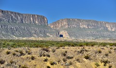Even From Miles Away... (Big Bend National Park)
