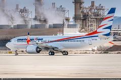 [VCV.2019] #Smartwings #QS #Boeing #B737.Max #B737-8 #OK-SWI #awp (CHRISTELER / AeroWorldpictures Team) Tags: smartwings czech airliner qs tvs boeing b7378 max b737 msn433007461 engines cfmi okswi n1786b built new stored victorville vcv kvcv ca california usa alc ground grounding plane aircraft airplane avion 7378 aviation aeroworldpictures awp team avgeek christeler spotter spotting nikon d300s nef raw lightroom nikkor 70300vr 2019