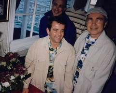3 tens BDay 1 (danimaniacs) Tags: boat man guy smile cap hat