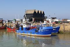 Whitstable, Kent (timothyhart) Tags: oyster trestle whitstable kent uk england beach sun gourmet theforge lemon food eat outdoors seafood delicious coastline coastal coast