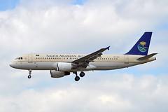 Saudi Arabian Airlines HZ-ASC Airbus A320-214 cn/4337 @ EDDF / FRA 01-05-2018 (Nabil Molinari Photography) Tags: saudi arabian airlines hzasc airbus a320214 cn4337 eddf fra 01052018