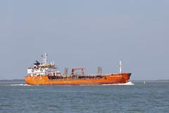 EDUAARD ESSBERGER (angelo vlassenrood) Tags: ship vessel nederland netherlands photo shoot shot photoshot picture westerschelde boot schip canon angelo walsoorden eduaardessberger tanker
