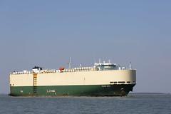 SILVER MOON (angelo vlassenrood) Tags: ship vessel nederland netherlands photo shoot shot photoshot picture westerschelde boot schip canon angelo walsoorden cargo silvermoon roro