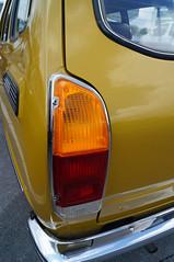 1978 Toyota Corolla E50 Kombi Detail (Joachim_Hofmann) Tags: auto kraftfahrzeug kfz toyota corolla kombi e50