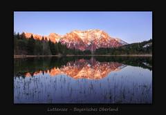 Luttensee (MC--80) Tags: bayerisches oberland luttensee