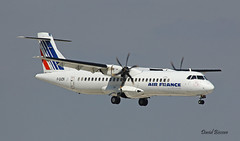 ATR 72 ~ F-GVZN  Air France / Airlinair (Aero.passion DBC-1) Tags: spotting 2012 cdg roissy airl airlines airliner airport dbc1 david biscove aeropassion avion aircraft aviation plane atr 72 ~ fgvzn air france airlinair