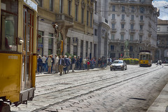 EMA_0284 (ema.mon) Tags: tram trasporto citta milano italia hdrphoto hdr hdrphotography street