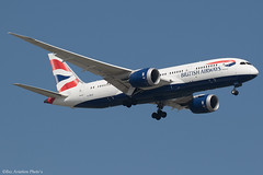 G-ZBJD (Baz Aviation Photo's) Tags: gzbjd boeing 7878 dreamliner british airways baw ba heathrow egll lhr 09l ba102