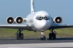 Ilyushin Il-62 MGR Rada Airlines EW-450TR (Clément W.) Tags: ilyushin il62 mgr rada airlines ew450tr lfok xcr