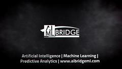 AIML - The Leading Machine Learning Company (AIBridge ML) Tags: ai ml artificialintelligence machinelearning aibridgeml dataanalytics datascience iot