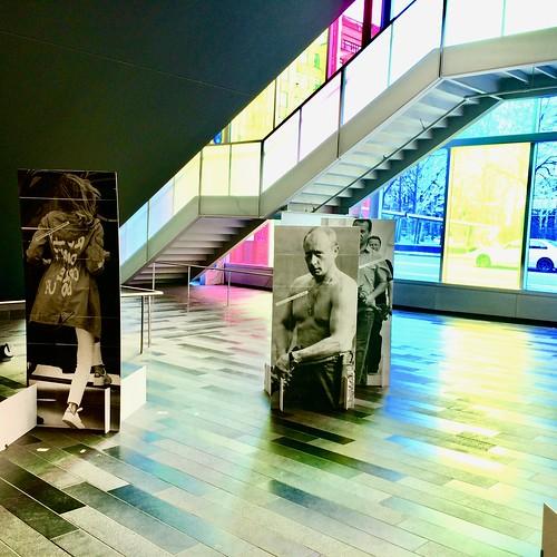 Francisco De La Barra, Musée de carton, installation, 2018-2019