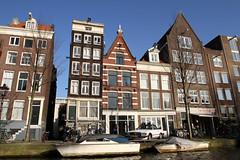 Amsterdam2014_292 (schulzharri) Tags: amsterdam holland niederlande netherlands europ europe water building house haus sun sonne sky himmel blau blue