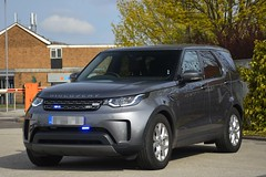 Unmarked Land Rover Discovery (S11 AUN) Tags: merseyside police land rover discovery disco5 sdv6 unmarked 4x4 demo demonstrator traffic car roads policing unit rpu motor patrols nwmpg northwestmotorwaypolicegroup 999 emergency vehicle