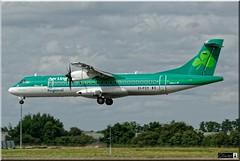 ATR 72-600, Aer Lingus Regional,  EI-FCY (OlivierBo35) Tags: spotting spotter rennes rns lfrn eifcy atr aerlingus atr72