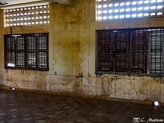 180724-80 S21 (Tuol Sleng) : Musée du Génocide (2018 Trip)