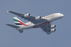 A6-EOR Emirates Airbus A380-861 (michael.jh) Tags: a6eor emirates airbus a380861 a380 sigma500mmf4 michaeljh canoneosr eosr planes plane jet aviation birmingham bhx