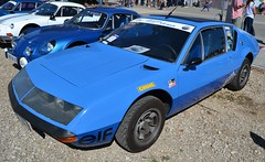 ALPINE A310 - 1971 (SASSAchris) Tags: alpine berlinette renault world series by castellet circuit ricard voiture française rallye jean redele dieppe httt htttcircuitpaulricard htttcircuitducastellet worldseriesbyrenault a310