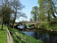River Braid, Broughshane, Co Antrim, N Irreland. (lorraineelizabeth59) Tags: river riverbraid broughshane ballymena countyantrim ni northernireland houstonsmill bridge