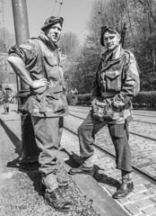 Crich 1940s Weekend 2019 pic8 (walljim52) Tags: crichtramwayvillage crich derbyshire 1940s event actor reenactor wartime ww2 soldier civilian military uniform costume