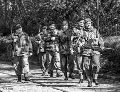 Crich 1940s Weekend 2019 pic3 (walljim52) Tags: crichtramwayvillage crich derbyshire 1940s event actor reenactor wartime ww2 soldier civilian military uniform costume