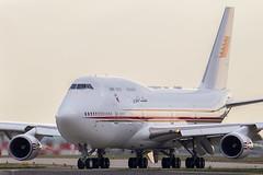 A9C-HMK (fakocka84) Tags: lisztferencairport lhbp a9chmk boeing7474p8 bahrainroyalflight