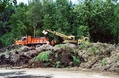 Gradall Work (WashtenawRoads) Tags: equipment