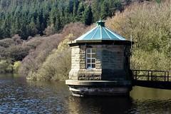 Draw-off Tower, Fernilee Reservoir, Goyt Valley, Peak District (HighPeak92) Tags: drawofftowers fernileereservoir goytvalley peakdistrict derbyshire canonpowershotsx700hs