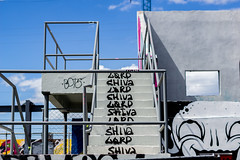 Tuner Evo-56 (latinkidd98) Tags: view stairs lord shiva construction sony sigma a6000 alpha 6000 30 30mm 50 50mm 14 18 f14 f18
