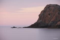 Amanecer (Toni de Ros) Tags: amanecer sunrise coast rocks sea clouds almería cabodegata