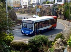 Stagecoach East Kent 36879 (GN13EYP) - LOOP - Madeira Walk, Ramsgate (Alex-397) Tags: bus buses thanet kent ramsgate transport travel stagecoach alexanderdennis enviro