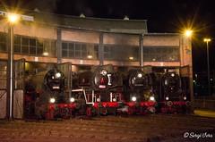 _SVG7391 (giver40 - Sergi) Tags: dresden dampflok steamlocomotive locomotora de vaporrotonda vapor steam nocturna dampfloktreffen sajonia drehscheibe