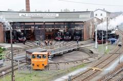 _SVG7250 (giver40 - Sergi) Tags: dresden dampflok steamlocomotive locomotora de vaporrotonda vapor steam dampfloktreffen sajonia drehscheibe