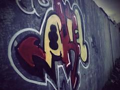 ArielView Post (UK Graff) Tags: graffiti uk graff