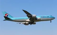 HL7637 Boeing 747-8B5 Korean Air (R.K.C. Photography) Tags: hl7637 boeing 7478b5 b747 koreanair ke kal aircraft airliner aviation 09l london england unitedkingdom uk londonheathrowairport lhr egll canoneos100d