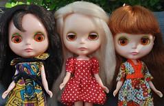 Orange. (Athanassia) Tags: pop doll vintage kenner blythe 1972