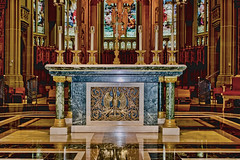 St. Mary's Cathedral Basilica of the Assumption, 1130 Madison Avenue Covington, Kentucky, USA / Dedicated: Janurary 27, 1901 / Architects:  Leon Coquard, David Davis / Architectural Style: Late Gothic Revival, French Gothic / NRHP: July 20th, 1973 (Photographer South Florida) Tags: