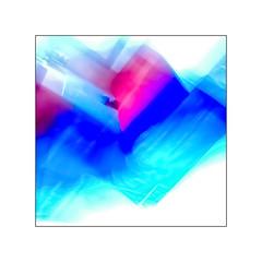 Abstract Photo Art (Armin Fuchs) Tags: arminfuchs abstract art huawei photography abstractphotoart blue magenta turquoise white 2 square
