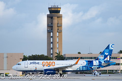 DSC_4009Pwm (T.O. Images) Tags: n809jb jetblue good fll fort lauderdale florida airbus a320
